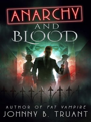 cover image of Anarchy and Blood