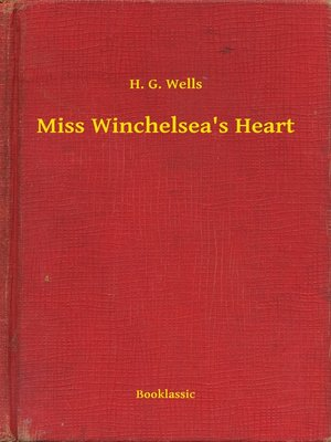 cover image of Miss Winchelsea's Heart