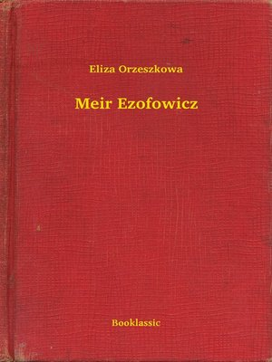 cover image of Meir Ezofowicz
