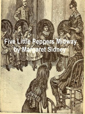 cover image of Five Little Peppers Midway