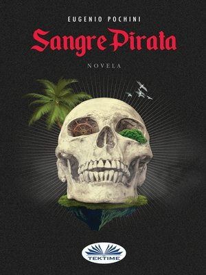 cover image of Sangre Pirata