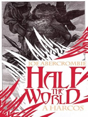 cover image of Half the world - A harcos