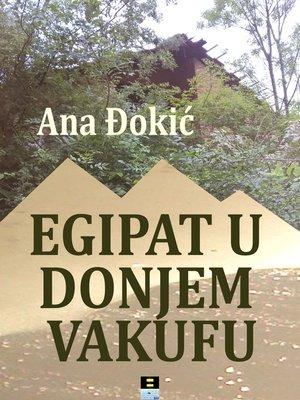 cover image of Egipat u Donjem Vakufu