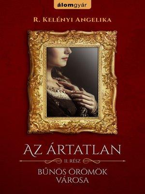 cover image of Az ártatlan II. rész