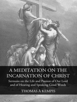 cover image of A Meditation on the Incarnation of Christ