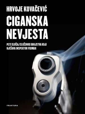 cover image of Ciganska nevjesta