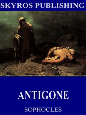 cover image of Antigone