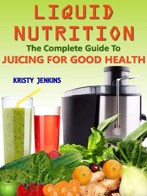 cover image of Liquid Nutrition