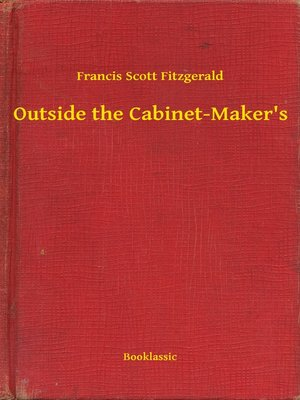 cover image of Outside the Cabinet-Maker's