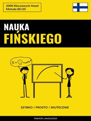 cover image of Nauka Fińskiego--Szybko / Prosto / Skutecznie