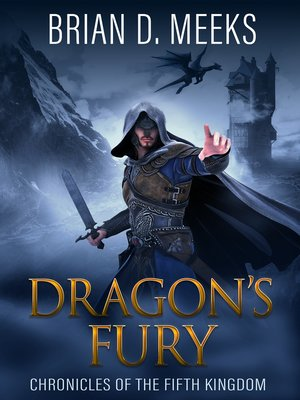 cover image of Dragon's Fury