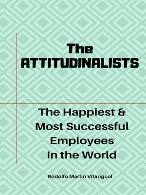 cover image of The ATTITUDINALISTS