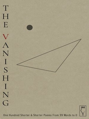 cover image of The Vanishing