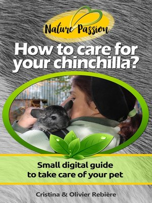 cover image of How to care for your chinchilla?