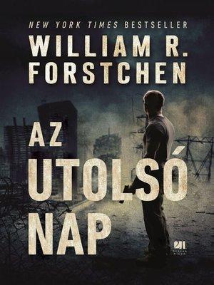 cover image of Az utolsó nap