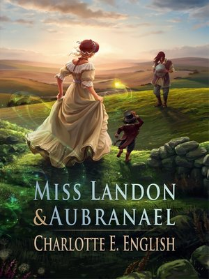 cover image of Miss Landon and Aubranael
