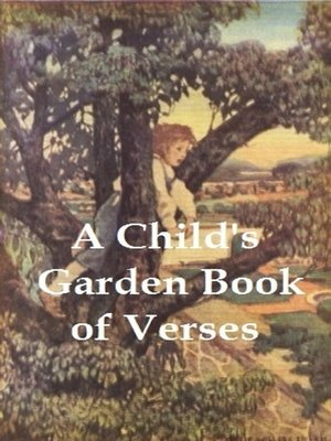 cover image of A Child's Garden of Verses