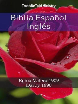 cover image of Biblia Español Inglés