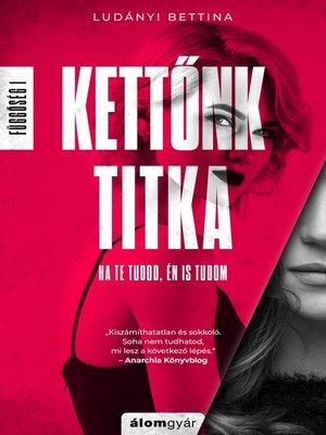cover image of Kettőnk titka
