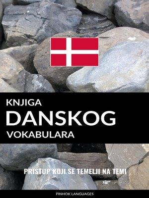 cover image of Knjiga danskog vokabulara