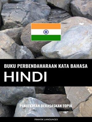 cover image of Buku Perbendaharaan Kata Bahasa Hindi