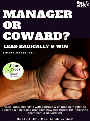 cover image of Manager or Coward? Lead Radically & Win