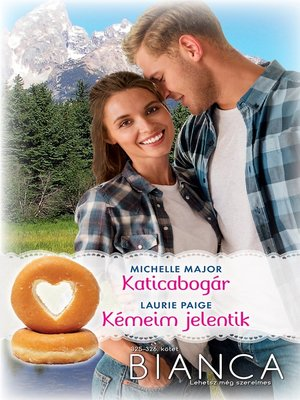cover image of Katicabogár; Kémeim jelentik