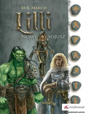 cover image of Lilli. Nowy sojusz
