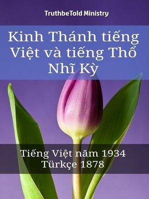 cover image of Kinh Thánh tiếng Việt và tiếng Thổ Nhĩ Kỳ
