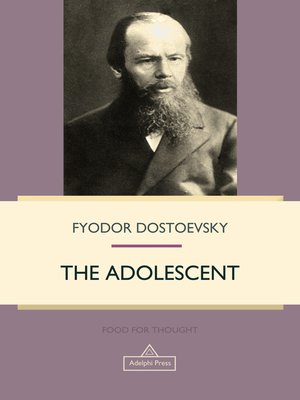 cover image of The Adolescent