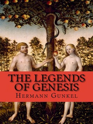 cover image of The Legends of Genesis