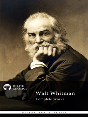 cover image of Delphi Complete Works of Walt Whitman (Illustrated)