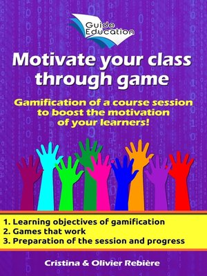 cover image of Motivate your class through game n°1