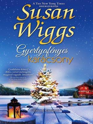 cover image of Gyertyafényes karácsony