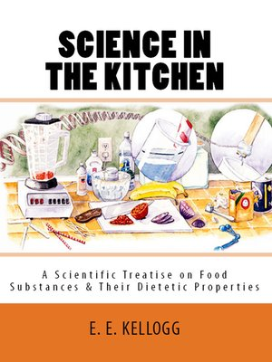 """cover image of Science in the Kitchen"""""""