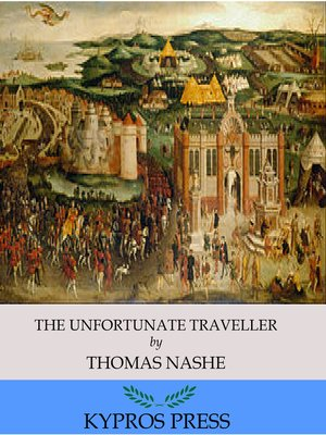 cover image of The Unfortunate Traveller