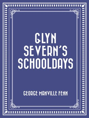 cover image of Glyn Severn's Schooldays