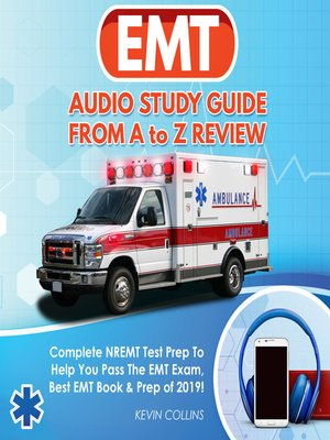 cover image of EMT Audio Study Guide From A to Z Review
