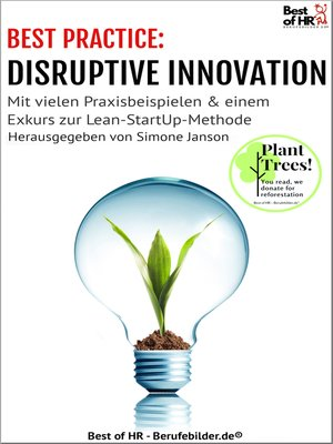cover image of [BEST PRACTICE] Disruptive Innovation