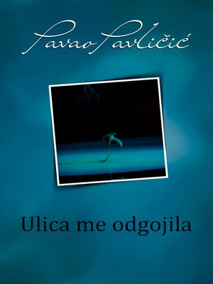 cover image of Ulica me odgojila