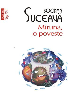 cover image of Miruna, o poveste