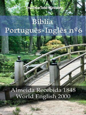 cover image of Bíblia Português-Inglês nº6