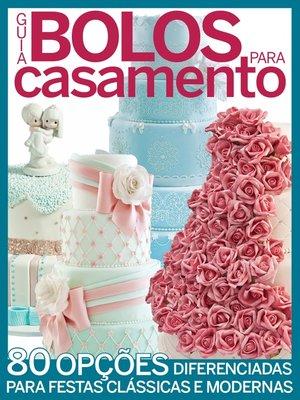 cover image of Guia Bolos de Casamento