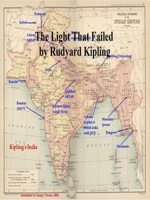 cover image of The Light that Failed