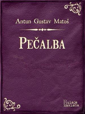 cover image of Pečalba