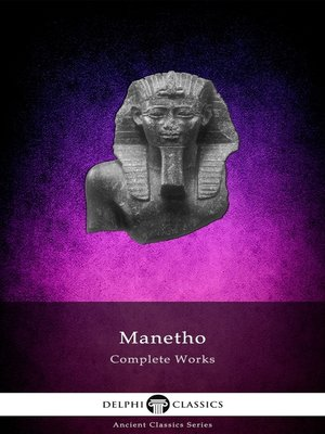 cover image of Delphi Complete Works of Manetho