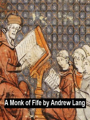 cover image of A Monk of Fife