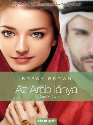 cover image of Az Arab lánya 2.