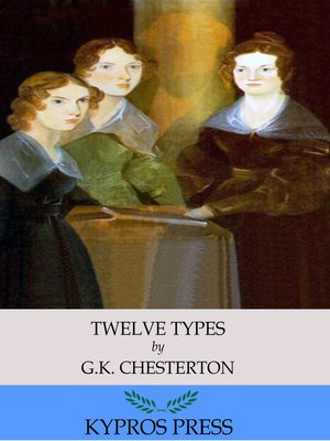 cover image of Twleve Types