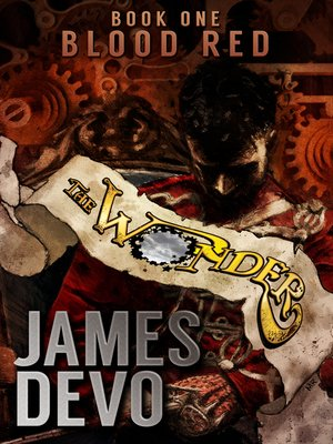 cover image of The Wonder - Blood Red